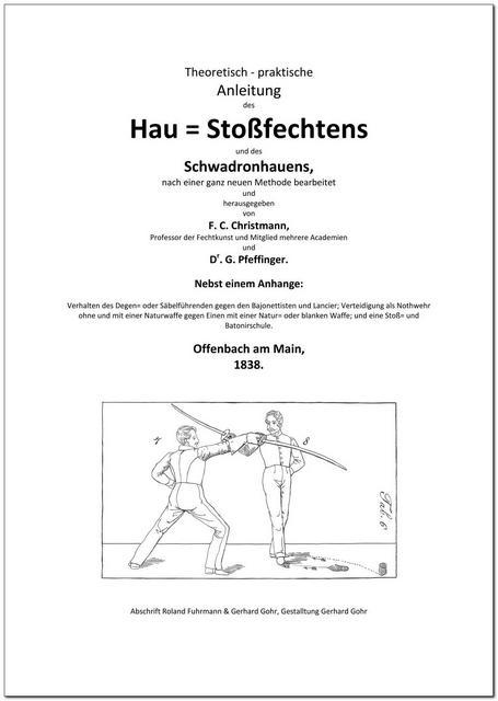 Deckblatt Christmann